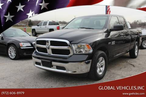 2017 RAM Ram Pickup 1500 for sale at Global Vehicles,Inc in Irving TX