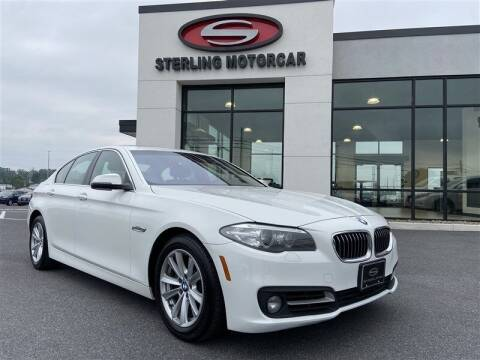 2016 BMW 5 Series for sale at Sterling Motorcar in Ephrata PA
