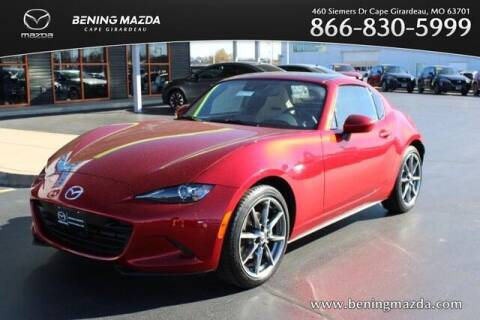 2020 Mazda MX-5 Miata RF for sale at Bening Mazda in Cape Girardeau MO