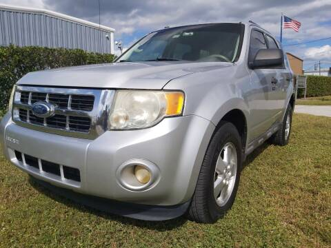 2012 Ford Escape for sale at Affordable Auto in Ocoee FL