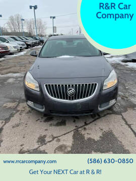 2011 Buick Regal for sale at R&R Car Company in Mount Clemens MI