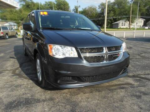 2014 Dodge Grand Caravan for sale at Kansas City Motors in Kansas City MO