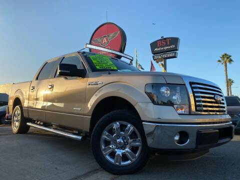 2012 Ford F-150 for sale at Auto Express in Chula Vista CA