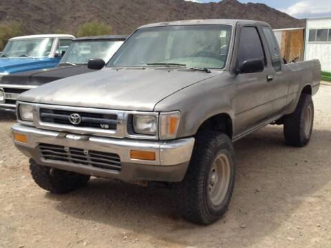 1988 Toyota Tacoma for sale at Collector Car Channel - Desert Gardens Mobile Homes in Quartzsite AZ