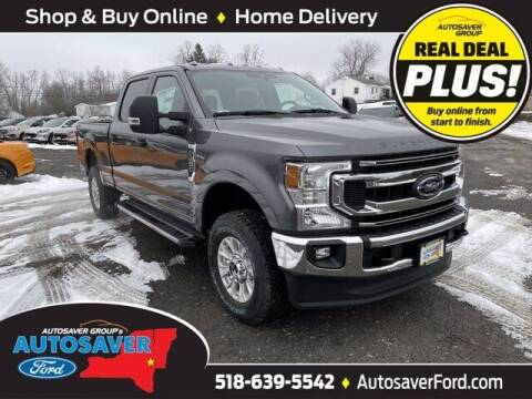 2021 Ford F-250 Super Duty for sale at Autosaver Ford in Comstock NY