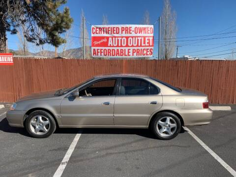 2003 Acura TL for sale at Flagstaff Auto Outlet in Flagstaff AZ