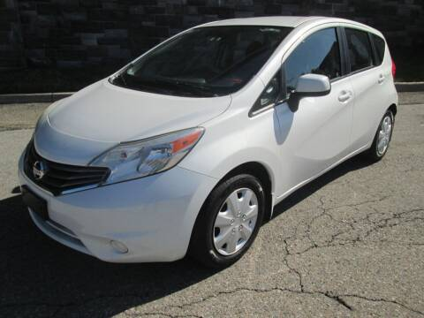 2014 Nissan Versa for sale at Peekskill Auto Sales Inc in Peekskill NY