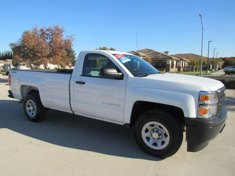 2015 Chevrolet Silverado 1500 for sale at 2Win Auto Sales Inc in Oakdale CA