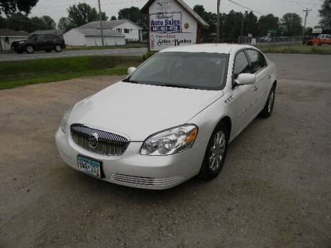 2009 Buick Lucerne for sale at Northwest Auto Sales in Farmington MN