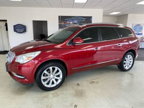 2013 Buick Enclave for sale at Used Car Outlet in Bloomington IL