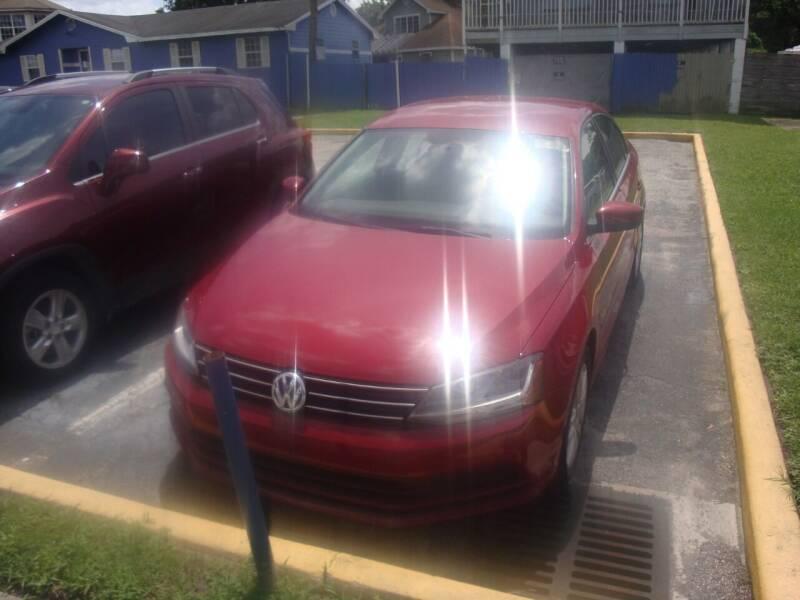 2017 Volkswagen Jetta for sale at Mikano Auto Sales in Orlando FL