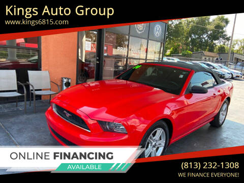 2014 Ford Mustang for sale at Kings Auto Group in Tampa FL