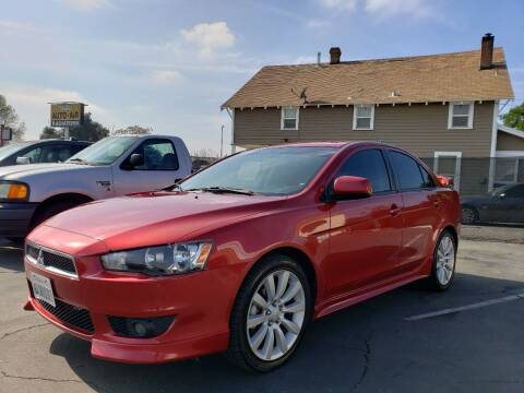 2008 Mitsubishi Lancer for sale at First Shift Auto in Ontario CA