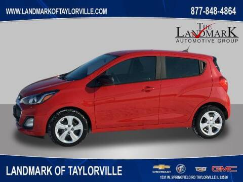 2020 Chevrolet Spark for sale at LANDMARK OF TAYLORVILLE in Taylorville IL