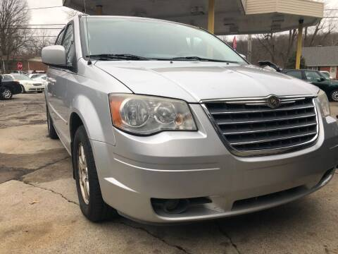 2008 Chrysler Town and Country for sale at King Louis Auto Sales in Louisville KY