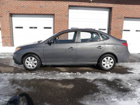 2009 Hyundai Elantra for sale at Wolcott Auto Exchange in Wolcott CT