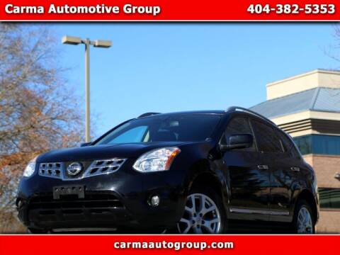 2012 Nissan Rogue for sale at Carma Auto Group in Duluth GA