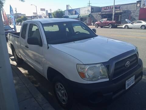 2006 Toyota Tacoma for sale at Fastlane Auto Sale in Los Angeles CA