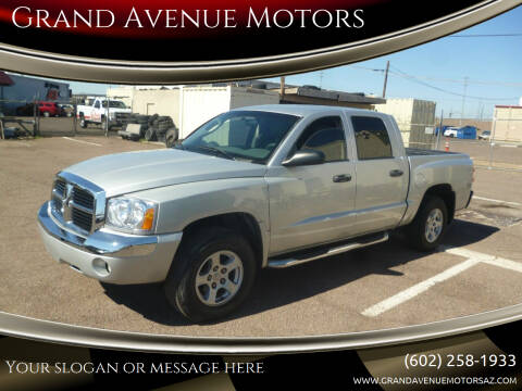 2005 Dodge Dakota for sale at Grand Avenue Motors in Phoenix AZ