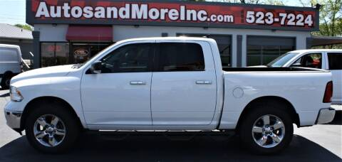 2016 RAM Ram Pickup 1500 for sale at Autos and More Inc in Knoxville TN