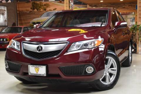 2013 Acura RDX for sale at Chicago Cars US in Summit IL