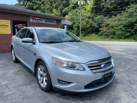 2011 Ford Taurus for sale at Doctor Auto in Cecil PA