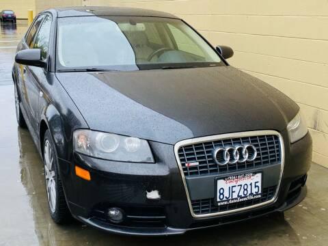2007 Audi A3 for sale at Auto Zoom 916 Rancho Cordova in Rancho Cordova CA