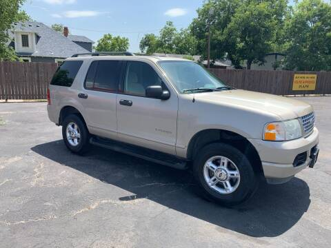 2004 Ford Explorer for sale at Elliott Autos in Killeen TX