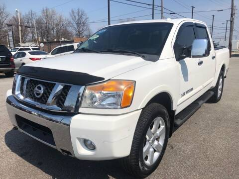 2012 Nissan Titan for sale at MR Auto Sales Inc. in Eastlake OH