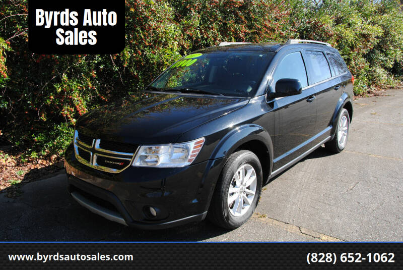 2017 Dodge Journey for sale at Byrds Auto Sales in Marion NC