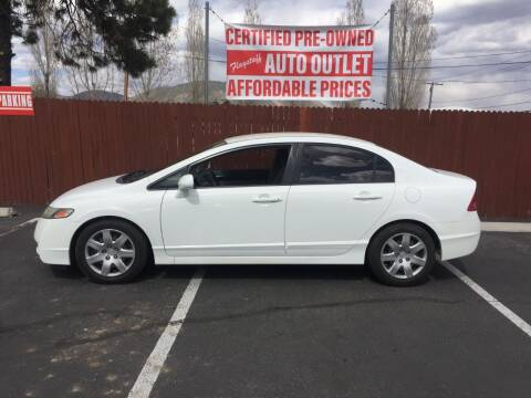 2010 Honda Civic for sale at Flagstaff Auto Outlet in Flagstaff AZ