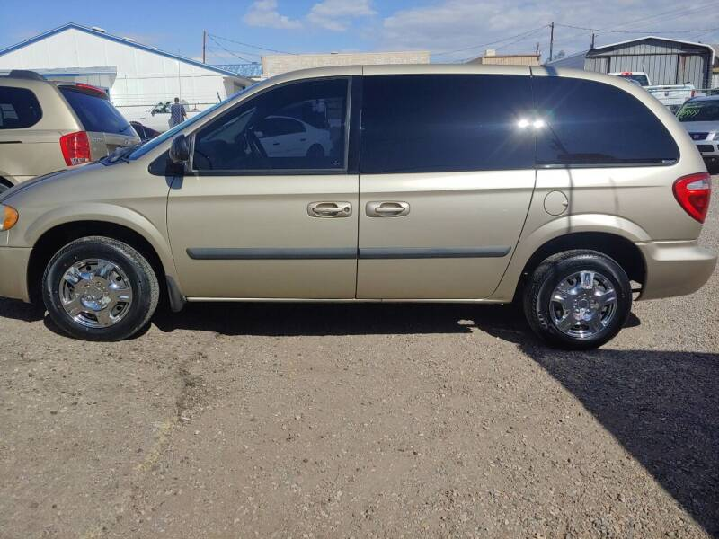 2006 Chrysler Town and Country for sale at ACE AUTO SALES in Lake Havasu City AZ
