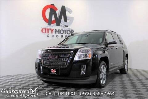 2015 GMC Terrain for sale at City Motor Group, Inc. in Wanaque NJ