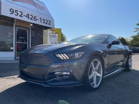 2016 Ford Mustang for sale at Mainstreet Motor Company in Hopkins MN