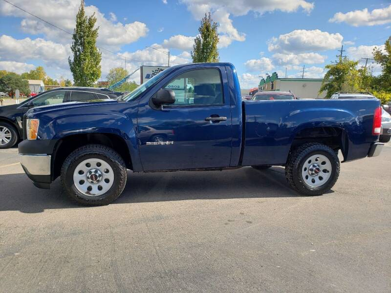 2013 GMC Sierra 1500 for sale at Finish Line Auto Sales Inc. in Lapeer MI