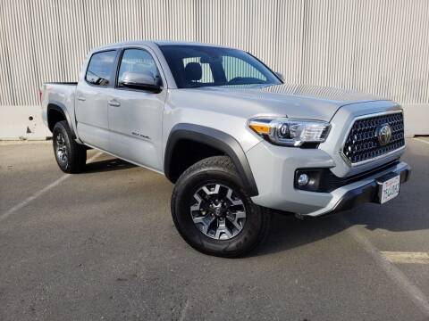 2018 Toyota Tacoma for sale at Planet Cars in Berkeley CA
