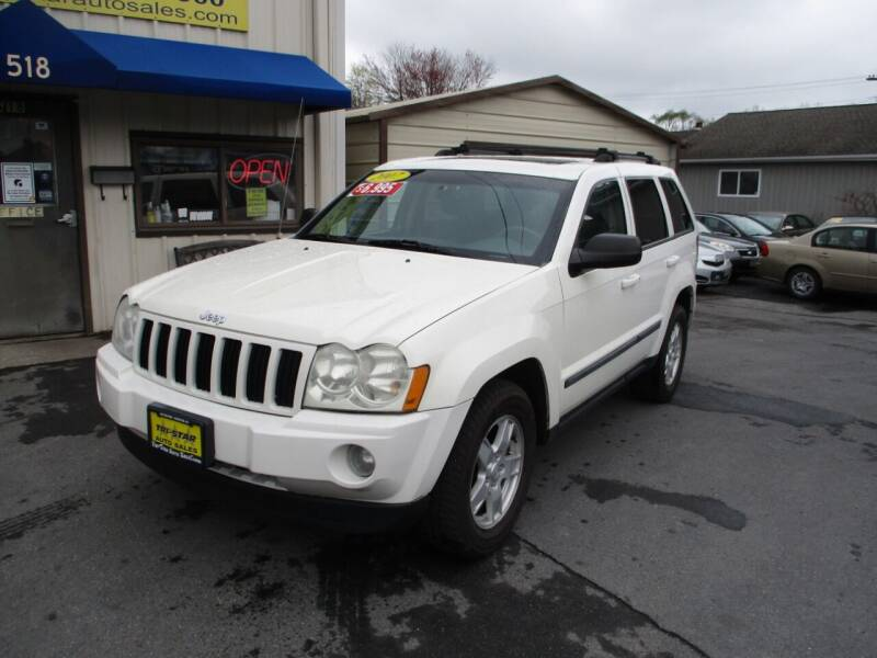 2007 Jeep Grand Cherokee for sale at TRI-STAR AUTO SALES in Kingston NY