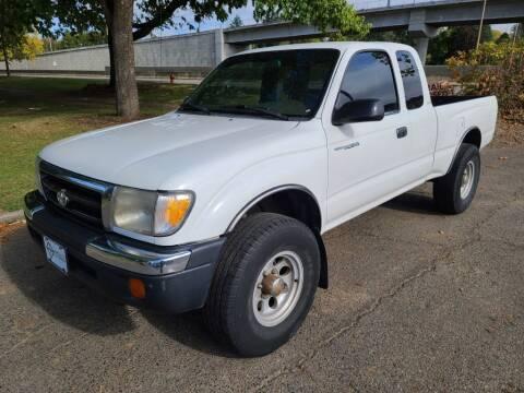 2000 Toyota Tacoma for sale at EXECUTIVE AUTOSPORT in Portland OR