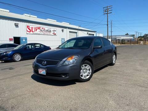 2009 Nissan Altima for sale at SUPER AUTO SALES STOCKTON in Stockton CA