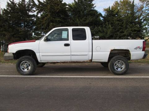 2004 Chevrolet Silverado 1500 for sale at Joe's Motor Company in Hazard NE