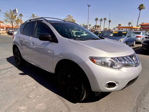2010 Nissan Murano for sale at Charlie Cheap Car in Las Vegas NV