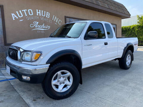 2004 Toyota Tacoma for sale at Auto Hub, Inc. in Anaheim CA