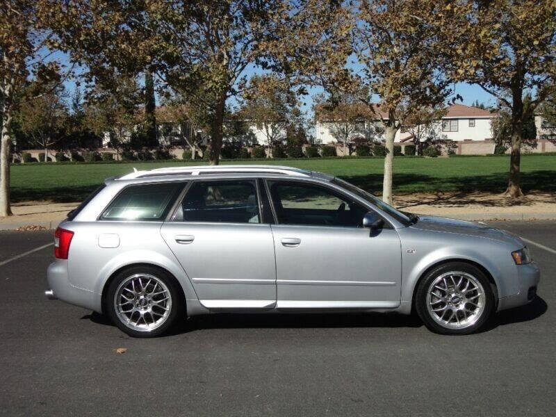 2005 Audi S4 Avant quattro