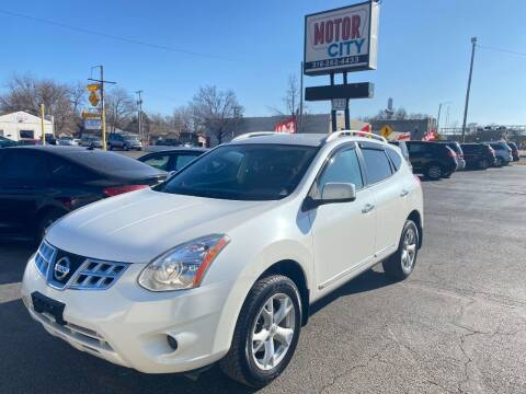 2011 Nissan Rogue for sale at Motor City Sales in Wichita KS