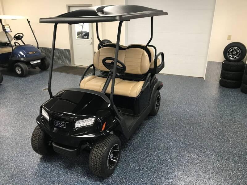 2020 Club Car Precedent