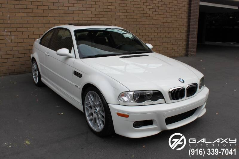 2005 BMW M3 for sale at Galaxy Autosport in Sacramento CA