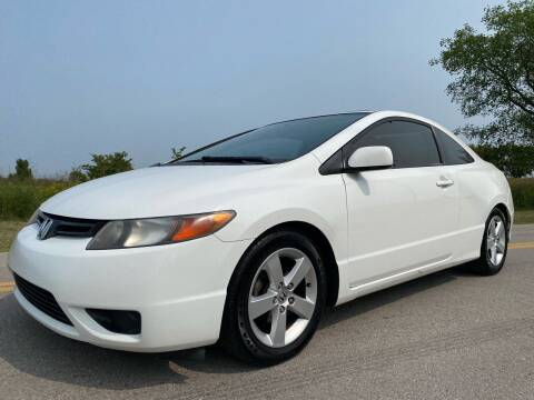 2007 Honda Civic for sale at ILUVCHEAPCARS.COM in Tulsa OK