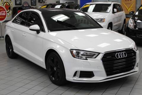 2017 Audi A3 for sale at Windy City Motors in Chicago IL