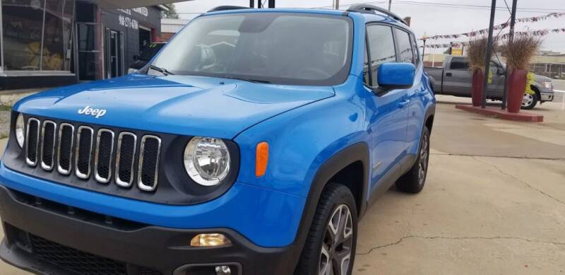 2015 Jeep Renegade for sale at Jerrys Vehicles Unlimited in Okemah OK