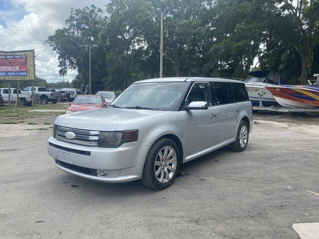 2012 Ford Flex for sale at Pioneers Auto Broker in Tampa FL